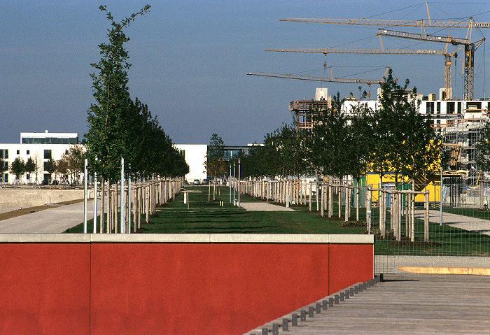 München Gelände der Bundesgartenschau 2005