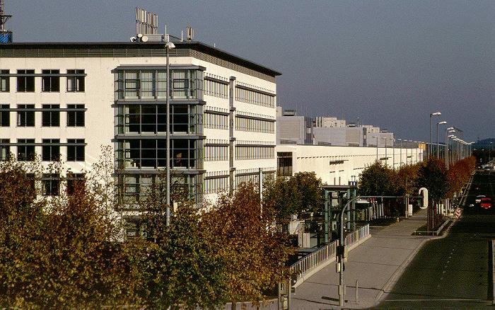 München Messehallen Riem