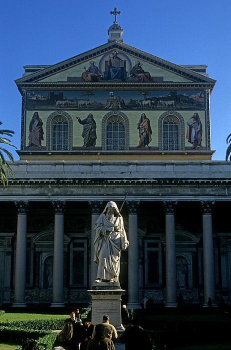 Rom St. Paul vor den Mauern