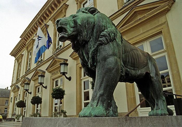 Luxemburg Rathaus