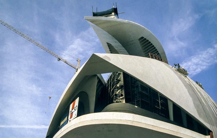 Palacio de las Artes Valencia