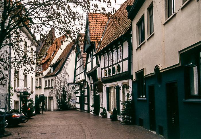Osnabrück Altstadt: Marienstraße