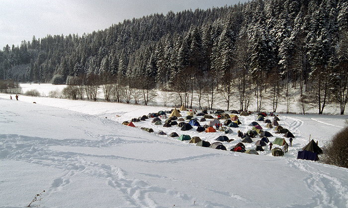 Lauche&Maas-Wintercamping an der Effelter-Mühle