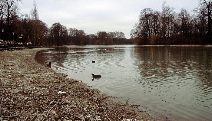 München Kleinhesseloher See