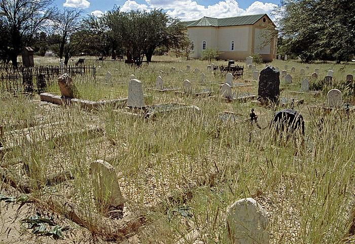 Okahandja Friedhof