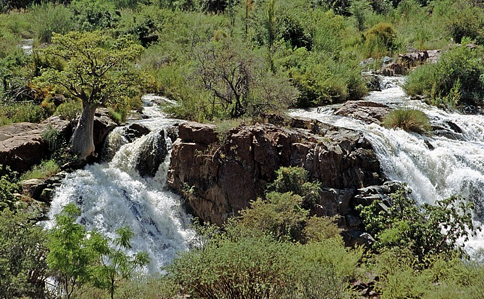 Epupafälle (Monte-Negrofälle) des Kunene