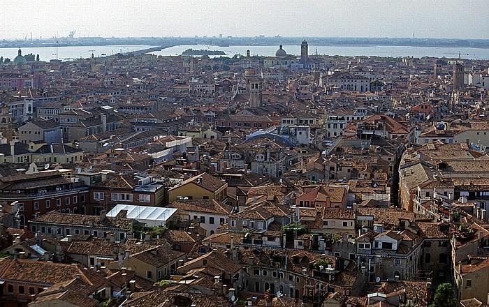 Venedig Blick vom Campanile