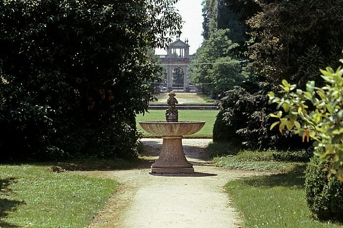 Stra Park der Villa Pisani