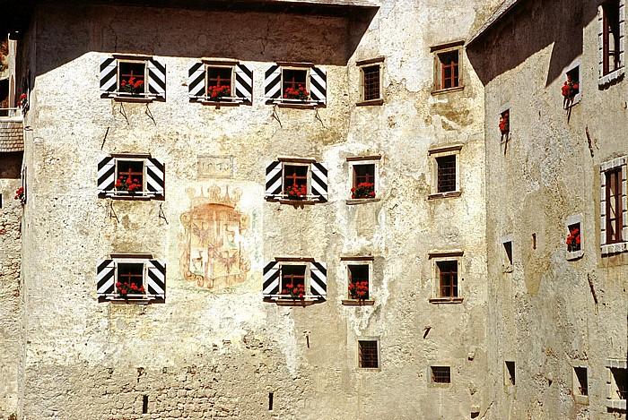 Predjama Höhlenburg Predjamski Grad