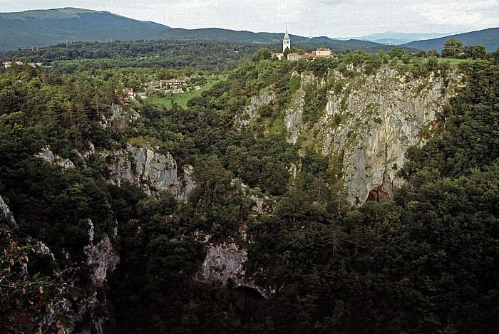 Skocjanske Jame (Höhlen von St. Kanzian)