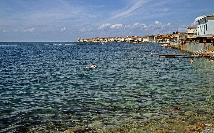 Piran Mittelmeer
