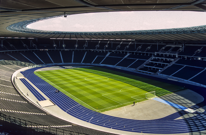 Olympiastadion Berlin 2005