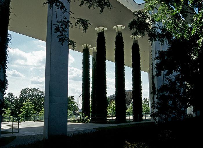 Berlin Bundeskanzleramt Haus der Kulturen