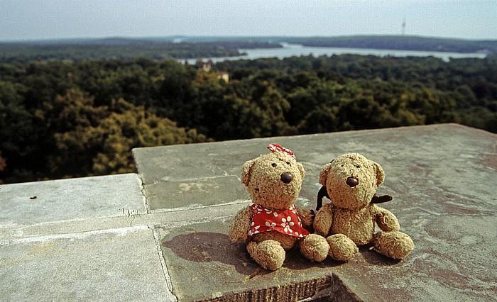 Potsdam Belvedere auf dem Pfingstberg: Teddine und Teddy