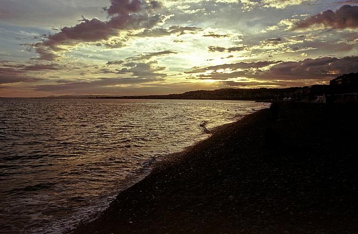 Nizza Mittelmeer