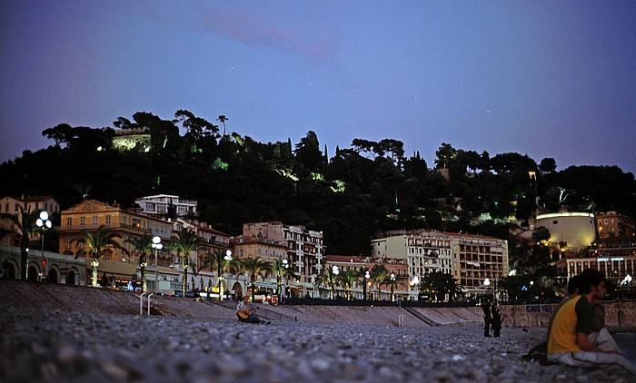 Nizza Schlosshügel, Quai des Etats Unis Tour Bellanda