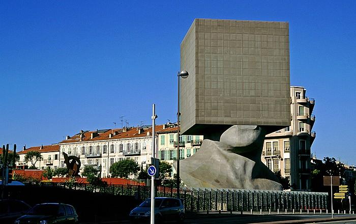 Nizza Bibliotheque Louis Nucéra