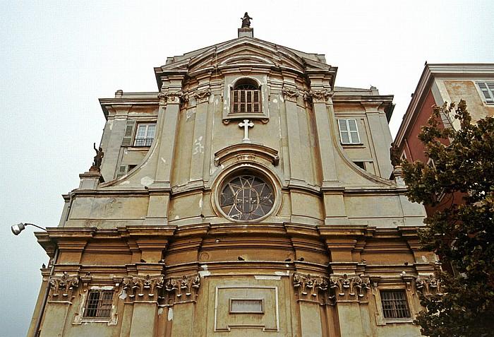 Nizza Chapelle de la Miséricorde