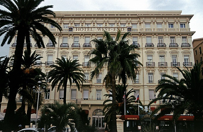 Nizza Promenade des Anglais: Hotel West End
