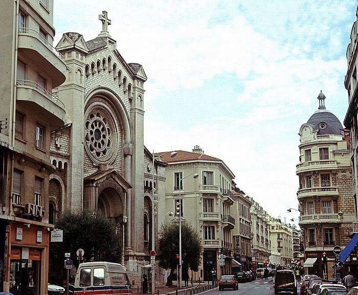 Nizza Rue de France St Pierre d'Arène
