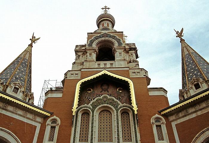 Nizza Russische Kathedrale