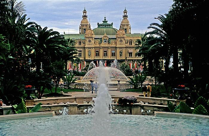 Monaco Place du Casino, Casino