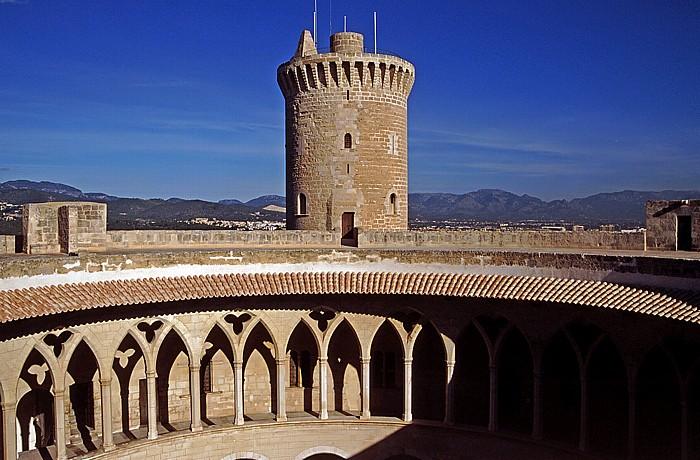 Palma de Mallorca Castell de Bellver
