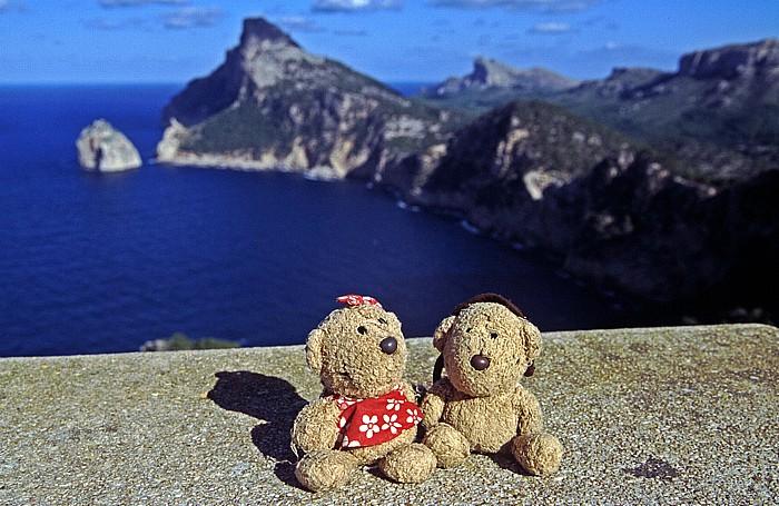 Punta de la Nao Teddine und Teddy