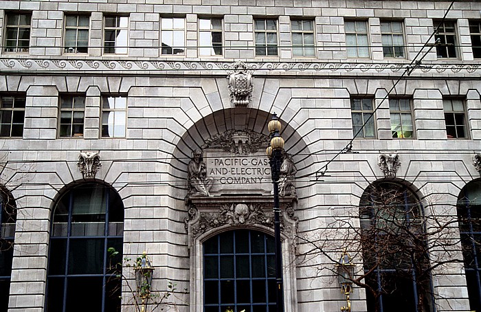 Pacific Gas and Electric Comapny Headquarters San Francisco