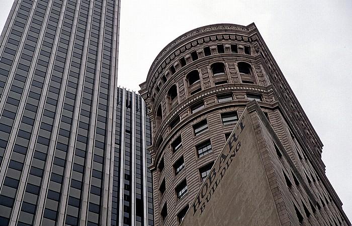 San Francisco Historic Hobart Building, links 44 Montgomery