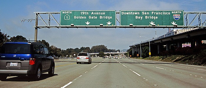 San Francisco Highway 1