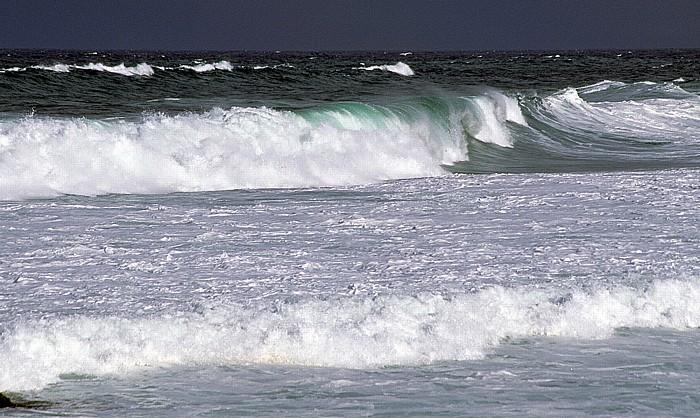 Monterey Peninsula Pazifischer Ozean