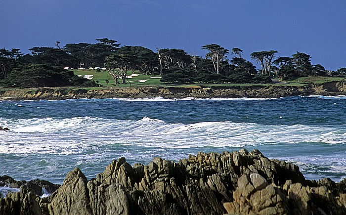 17-Mile Drive: Cypress Point Club Monterey Peninsula