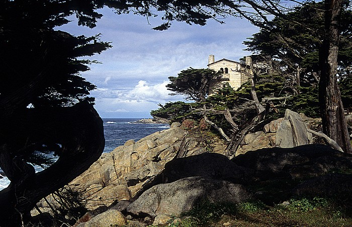Monterey Peninsula 17-Mile Drive