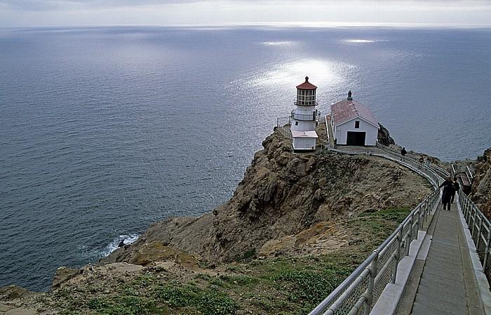 Point Reyes National Seashore Point Reyes Lighthouse