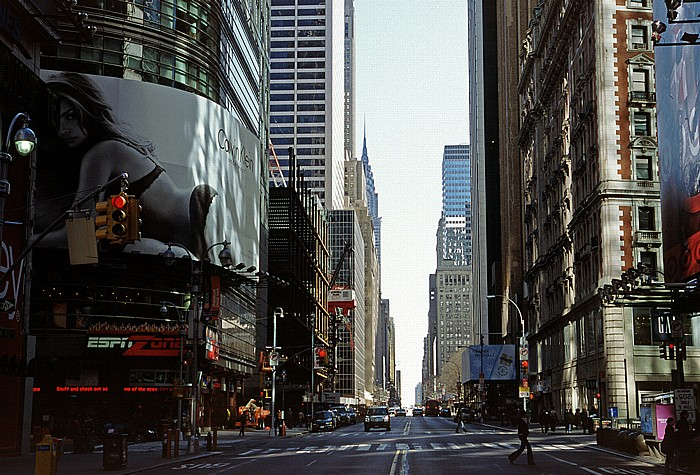 42nd Street New York City