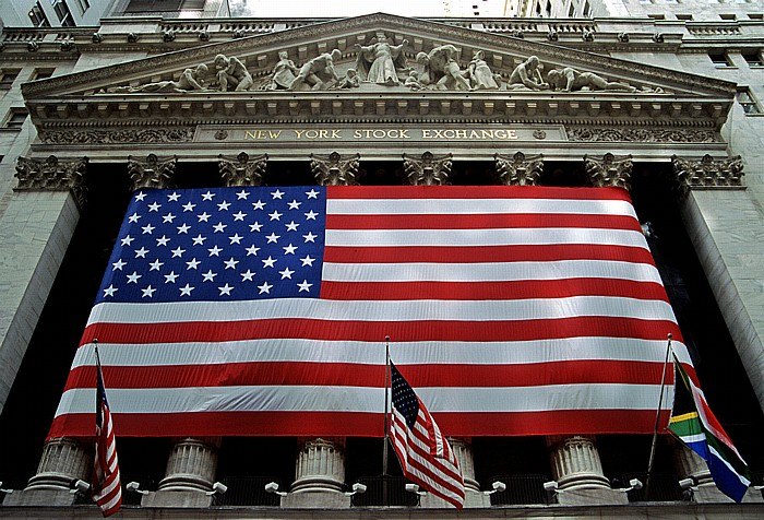 Financial District: New York Stock Exchange