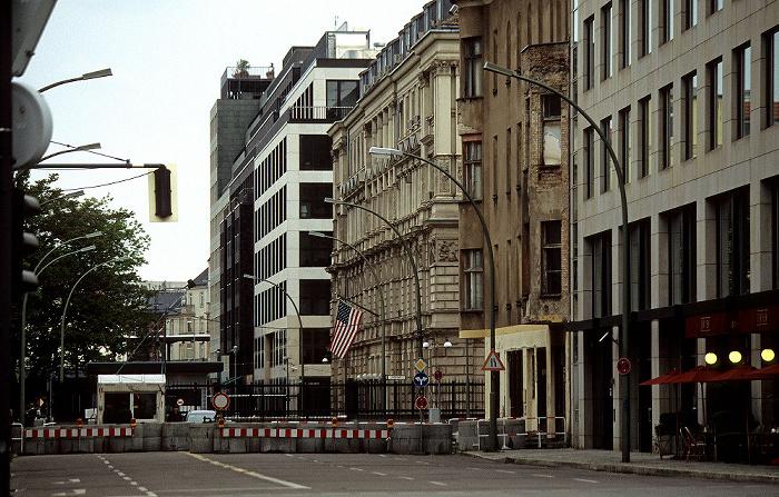 Berlin US-amerikanische Botschaft