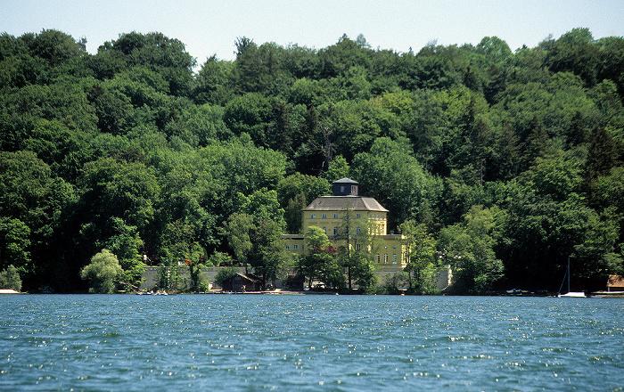 Berg (Starnberger See) Starnberger See, Schloss Allmannshausen