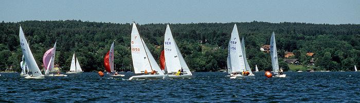 Starnberger See Segelschule