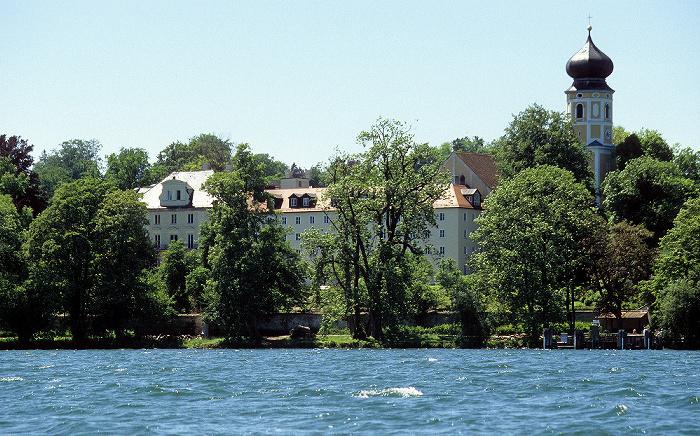 Bernried Kloster der Benediktinerinnen Kloster der Missionsbenediktinerinnen