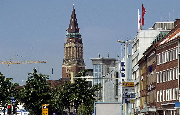 Kiel Turm des Rathauses