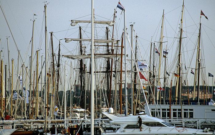 Kiel Sporthafen Düsternbrook