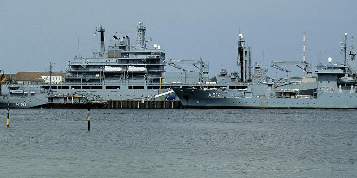Kiel Tirpitzhafen