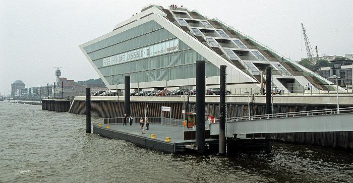 Neumühlen: Dockland Hamburg