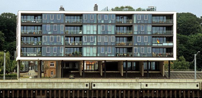 Neumühlen: Polderbebauung Neumühlen Hamburg