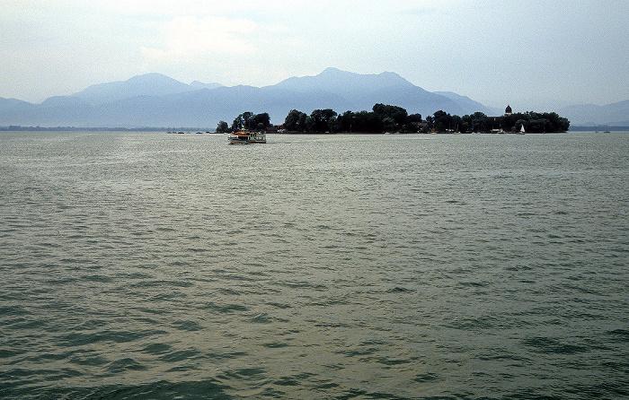Chiemsee Fraueninsel (Frauenchiemsee)