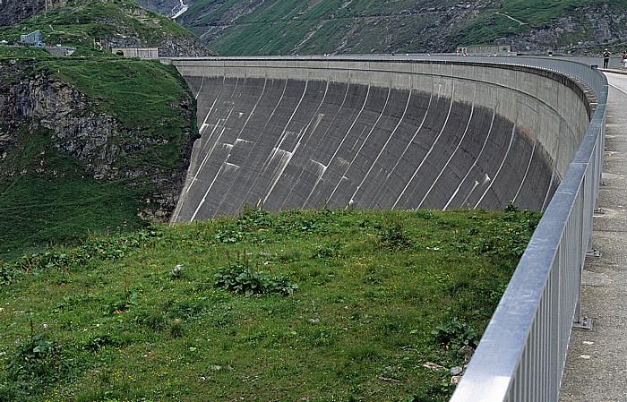 Kapruner Tal Mooser-Staumauer