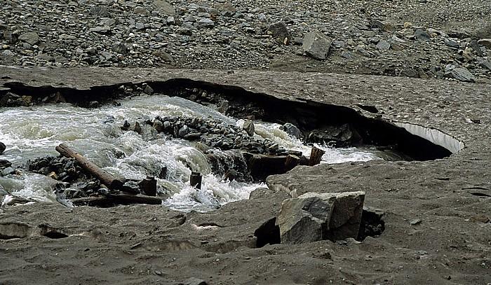 Kapruner Tal Gletscher des Großen Wiesbachhorns