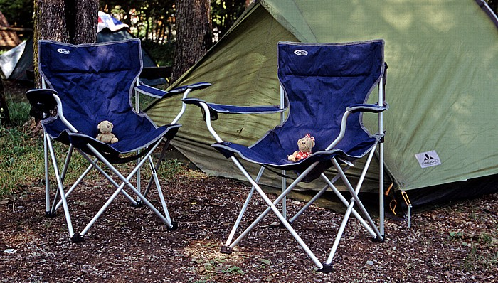 Zell am See Campingplatz Sportcamp: Teddy und Teddine